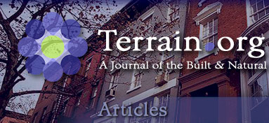 Terrain.org Articles.